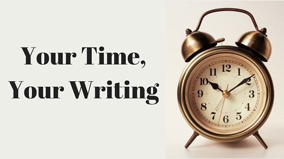 Your Time, Your Writing