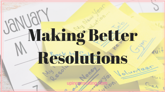 Kinder, Gentler Resolutions