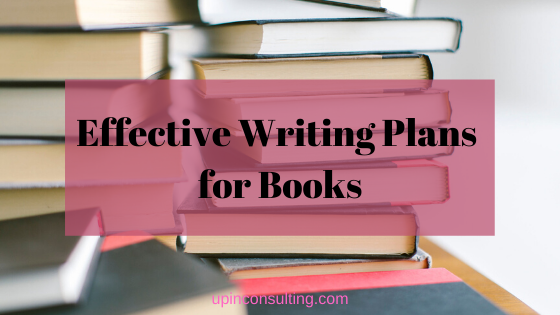 Effective Writing Plans for Books
